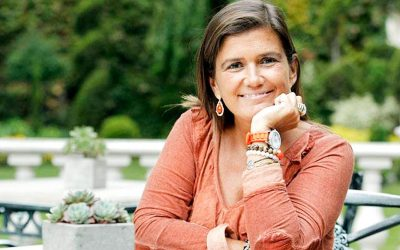 """Pilar Sordo: """"La felicidad no está afuera, no hay que encontrarla, ni está perdida"""""""