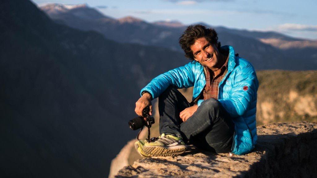 Claudio Iturra, un nuevo y viajero inspirador