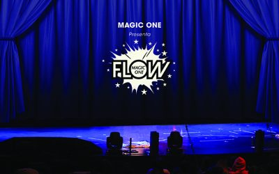 FLOW: El nuevo e inspirador espectáculo familiar de MAGIC ONE